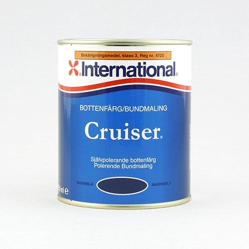 Cruiser Polishing AF marinblå 750ml
