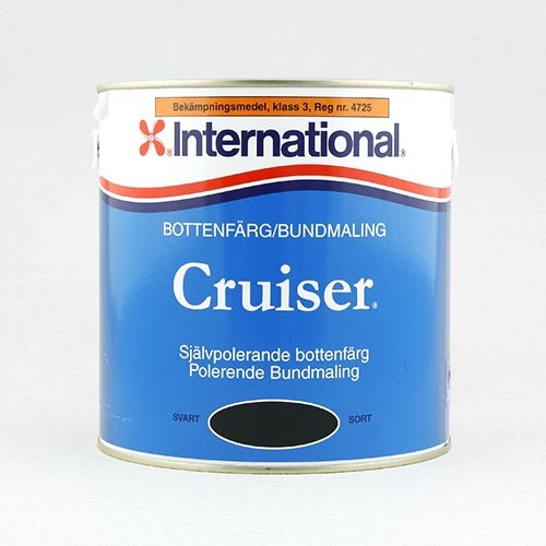 Cruiser Polishing AF svart 2.5lit