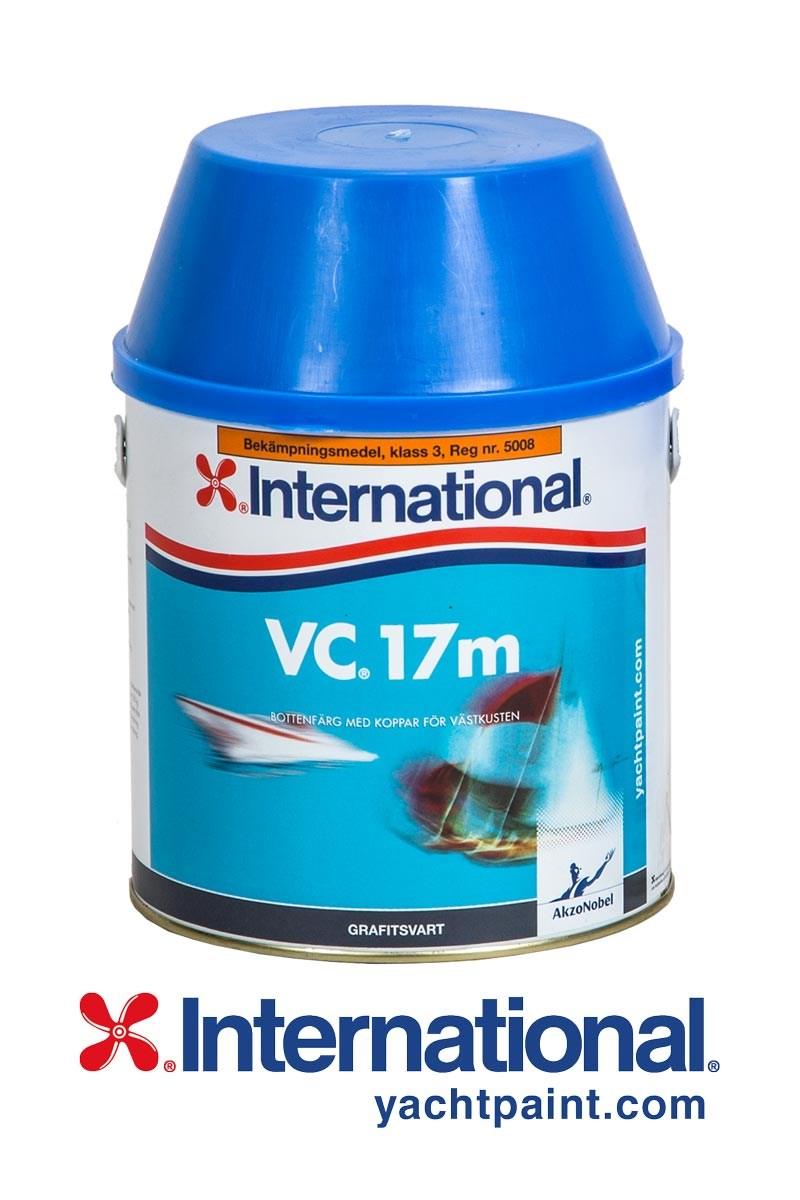 VC-17M Grafit (gråsvart) 2liter
