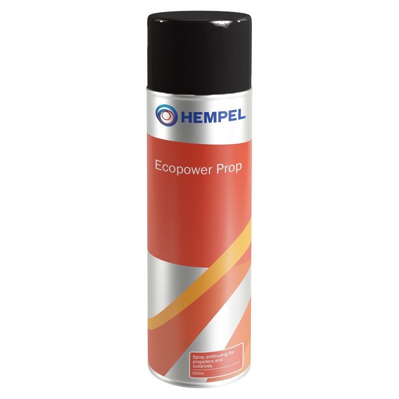 Ecopower drevspray svart 500ml
