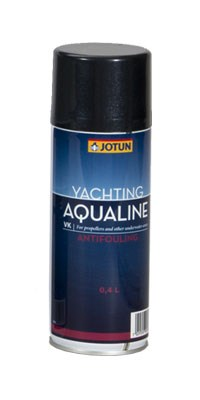 Jotun Aqualine svart 400ml