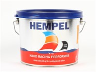 Hard Racing Performer Svart 2.5 liter