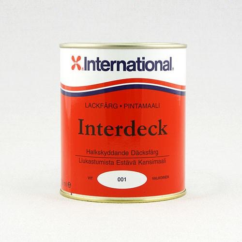 Interdeck vit 750ml