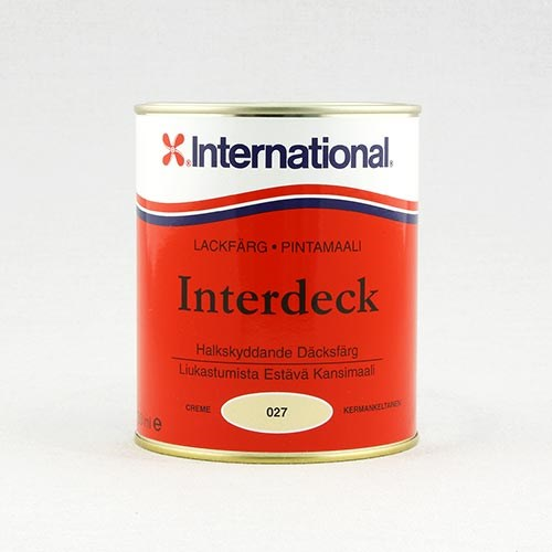 Interdeck creme 750ml