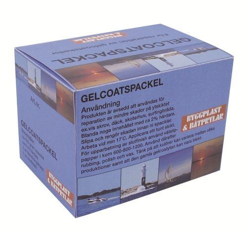 Gelcoatspackel 804 Ljusgrå