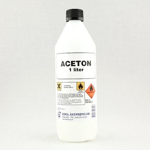 Aceton 1liter