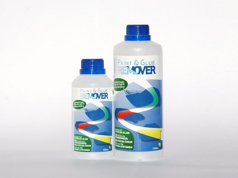 Paint & Glue Remover 500ml