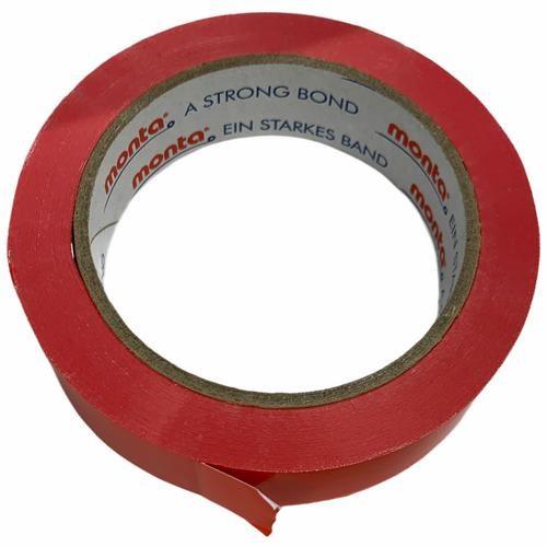 Vattenlinjetejp Röd 25mm x 66m