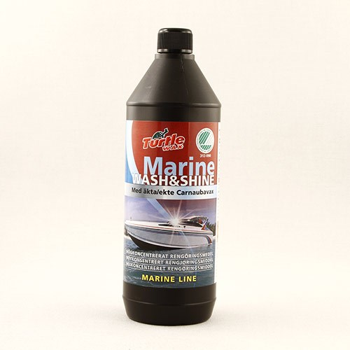 Turtle Marine wash&shine 1liter