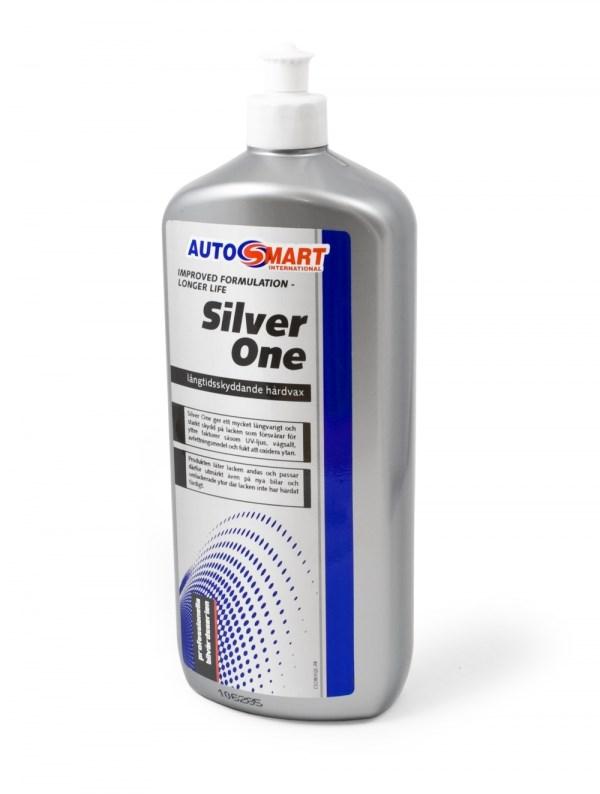 Autosmart Vax Silver One 1Liter