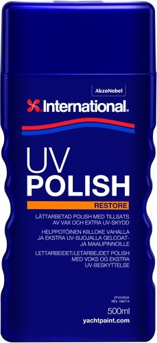 International Premium UV Polish 500ml