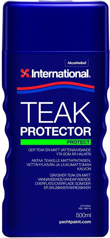 International Teak Protector Vax 500ml