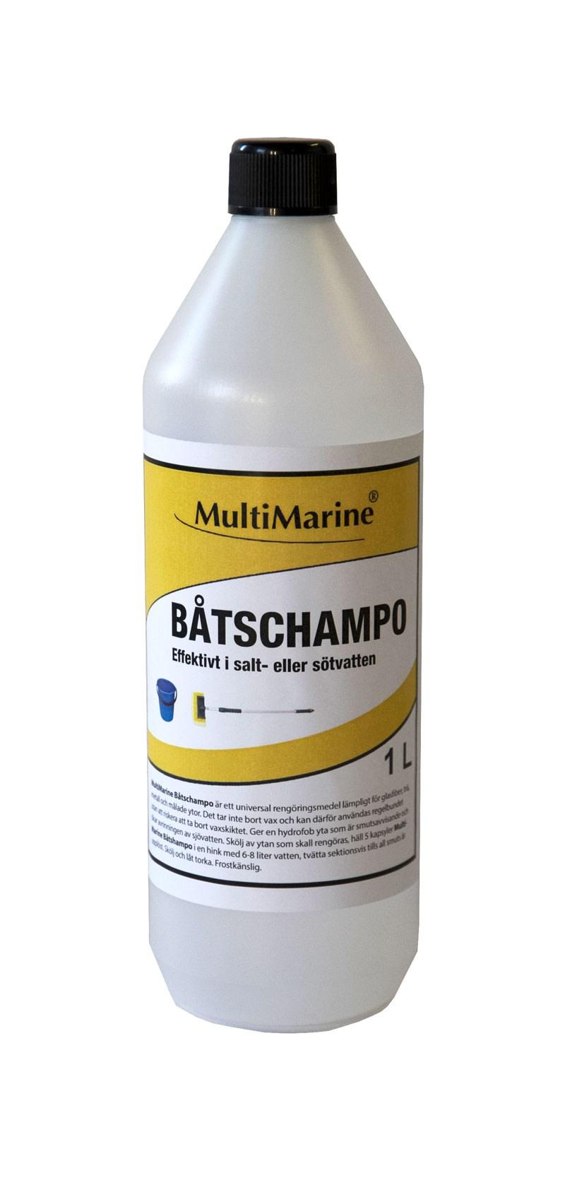 MultiMarine Båtschampo 1liter