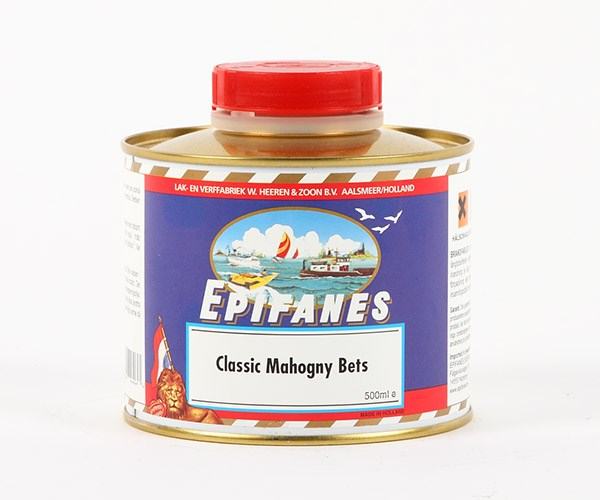 Epifanes Classic Mahognybets 500ml