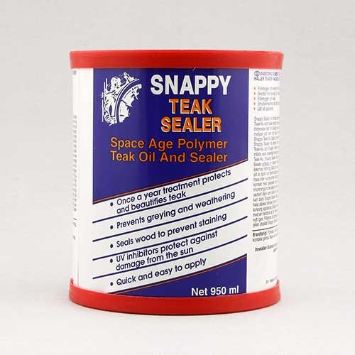 Snappy Teak Sealer 950ml