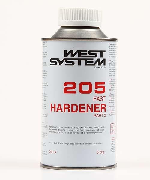 Härdare 205 extra (A-pack) 200g