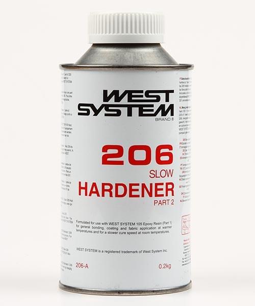 Härdare 206 extra (A-pack) 200g