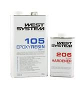B-Pack 6kg inkl härdare 206