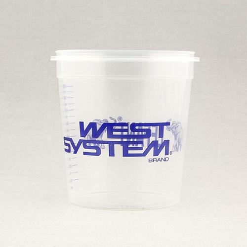 Blandningskärl West System