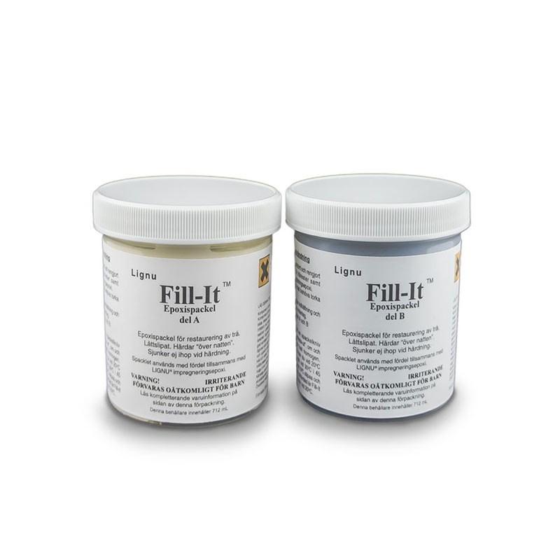 Lignu Fill-It Epoxispackel filler 355ml
