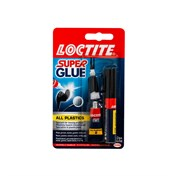 Loctite Super glue All plastics 2g+4ml