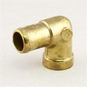 Slangnippel invändig 90° 1 tum -38mm