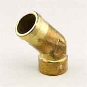 Slangnippel invändig 45° 1 1/4 tum  38mm