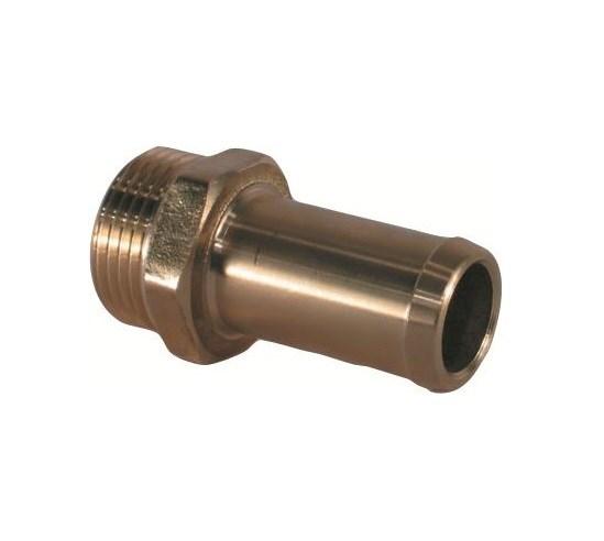 Slangnippel 1/2 tum   16mm