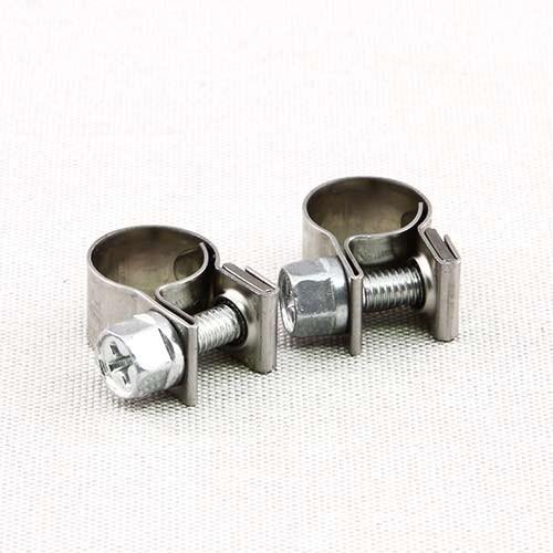 Minislangklämma 8-10mm FP=2st