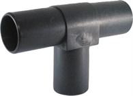 T-rör plast 38mm