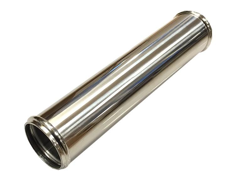 Skarvrör rostfri 38mm