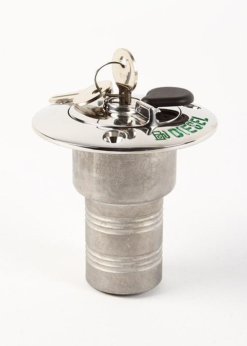 Däcksförskruvning Diesel låsbar 38mm