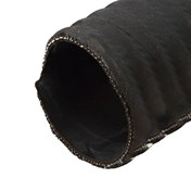 Avgasslang svart 51mm