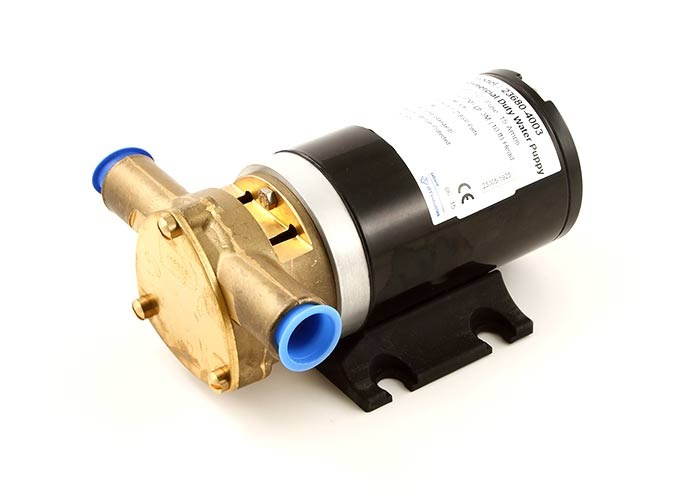 Impellerpump Jabsco 12V