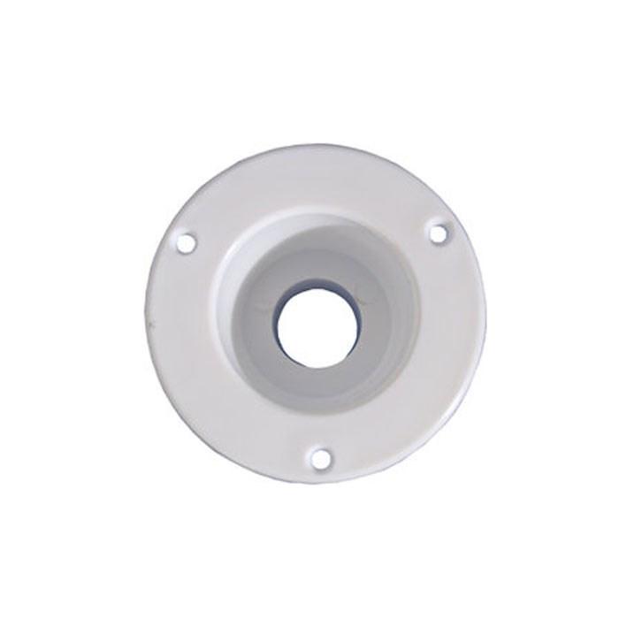 Flushmonterad kopp till duschhandtag