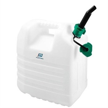 Vattendunk 20 liter med pip