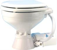 Toalett Jabsco 12V, Stor skål