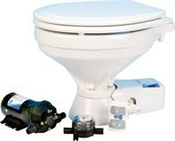 Toalett Jabsco 12V Quiet Flush L