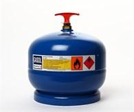 Gasolflaska 2 kg fylld