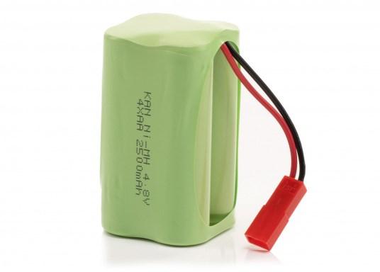 Reservbatteri till Marinco solcellsventilator