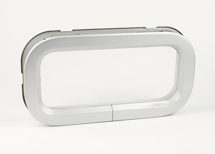 Portlight size 1 klart glas