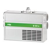 Luftvärmare Wallas 22GB inkl termostat