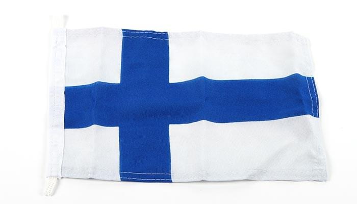 Gästflagga Finland