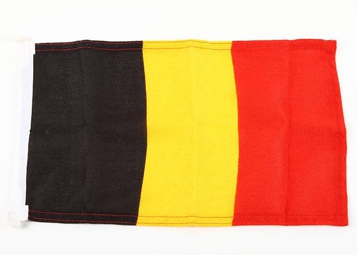 Gästflagga Belgien