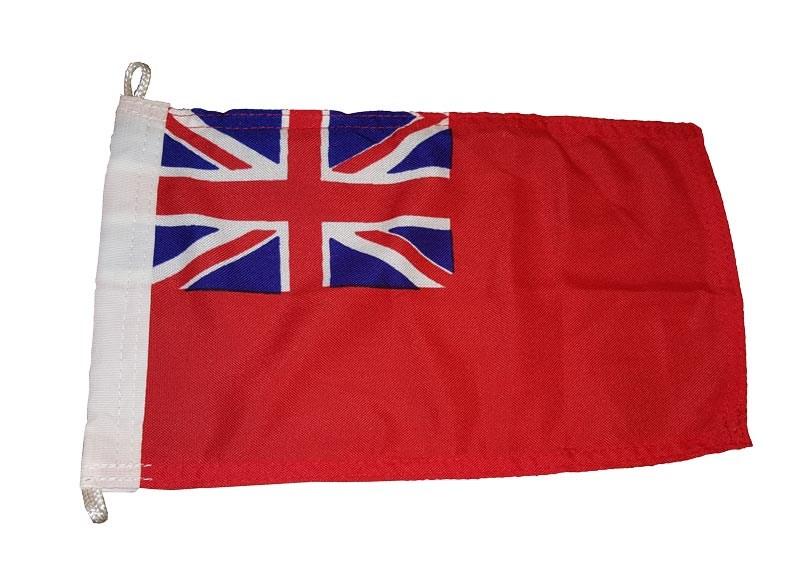 Gästflagga Storbritanien
