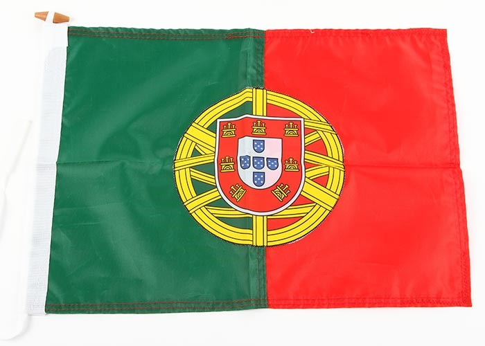 Gästflagga Portugal
