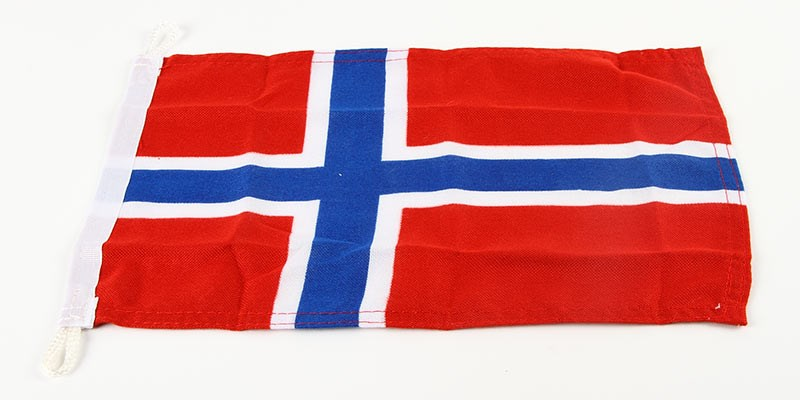 Gästflagga Norge