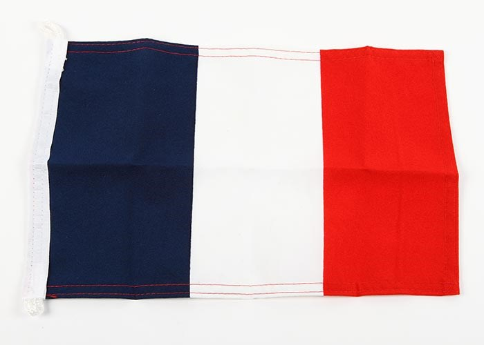 Gästflagga Frankrike