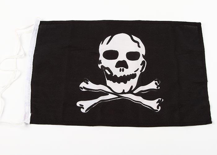 Piratflagga 45cm