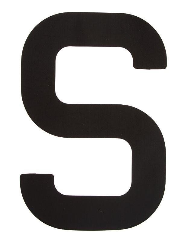 Segelsiffra S, 38cm
